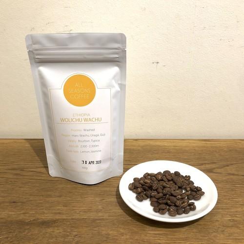 ALL SEASONS COFFEE コーヒー豆「Ethiopia Wolichu Wachu」