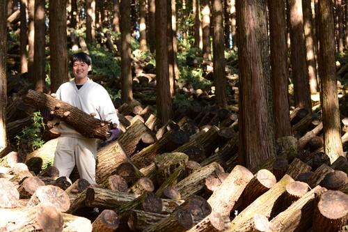 下山産原木乾しいたけ(小)43グラム