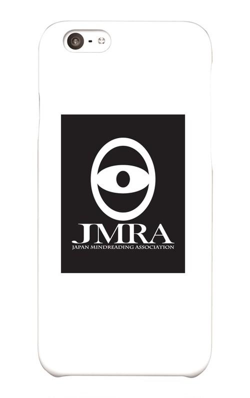 JMRAロゴ入りスマホケース(iPhone6 / 6s)