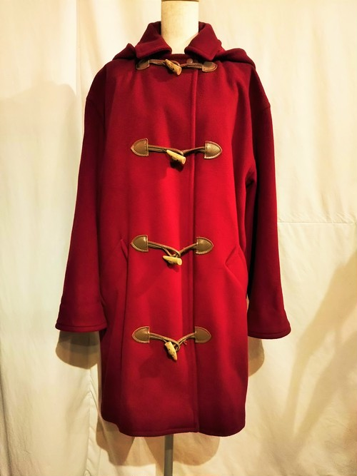 Talbots   Removable hood duffle coat /Made In USA [1533]