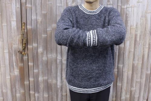 China Pattern Rib Knit
