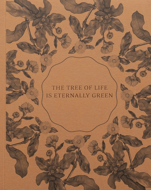 THE TREE OF LIFE IS ETERNALLY GREEN by Pascual Martínez + Vincent Sáez