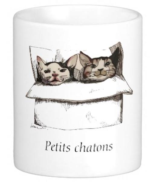 マグ - Petits chatons