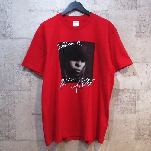 SUPREME 19AW Mary J Blige Tee