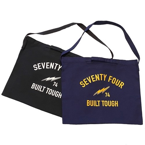 SEVENTY FOUR(セブンティーフォー) / CANVAS SHOULDER BAG(STF20SS28)(ショルダーバッグ)