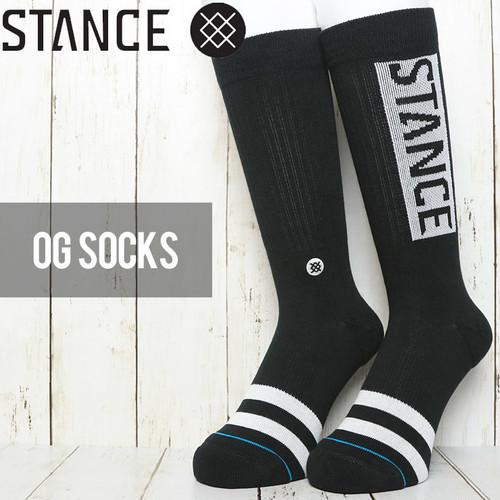 [クリックポスト対応] STANCE スタンス OG SOCKS ソックス 靴下 M556D17OGG