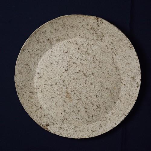 "松永圭太 Keita Matsunaga  ""thumbprint M"" 丸皿"