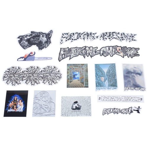 FUCKING AWESOME【FA 2021 Sticker Pack】