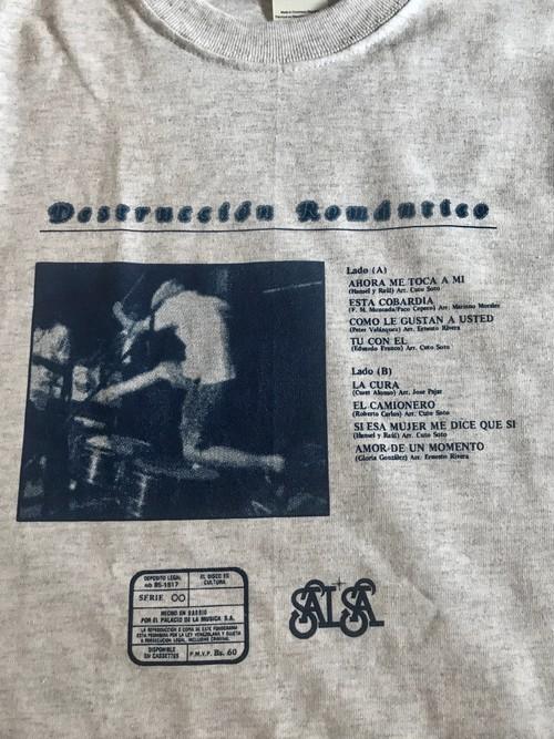 Destrucción Romántico T-Shirts