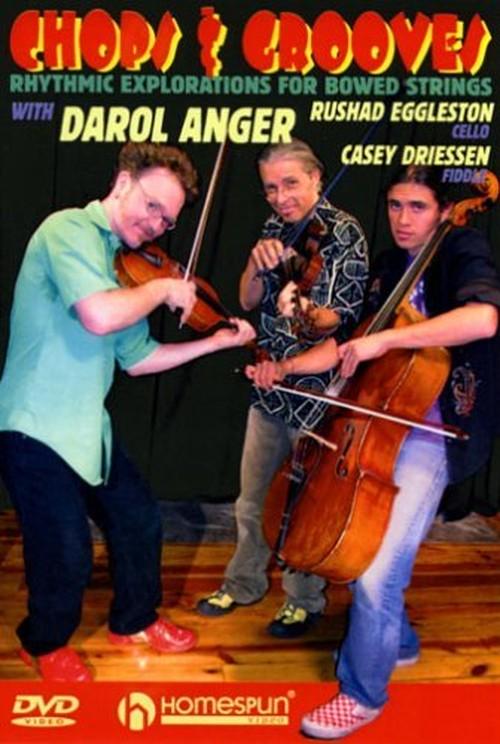 "Darol Anger / Rushad Eggleston / Casey Driessen     ""Chops &  Grooves"""
