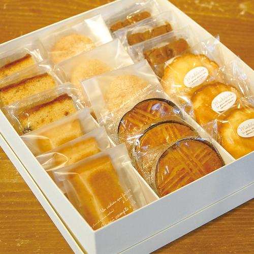 【18個】焼き菓子詰め合わせ