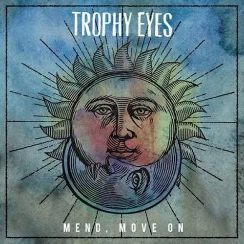 【USED】TROPHY EYES / MEND, MOVE ON