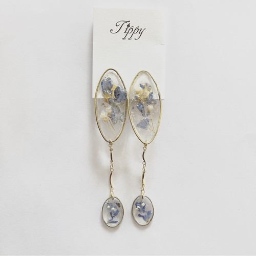 petal earring