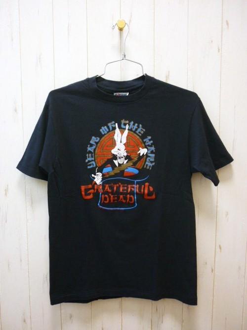 Grateful Dead Year Of The Hare T-Shirt/Dead Stock (グレイトフルデッド 1987/デッドストック・未使用)