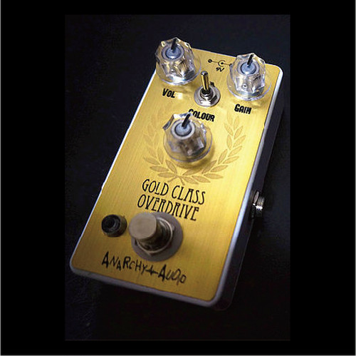 ANARCHY AUDIO - Gold Class (Booster / Overdrive)