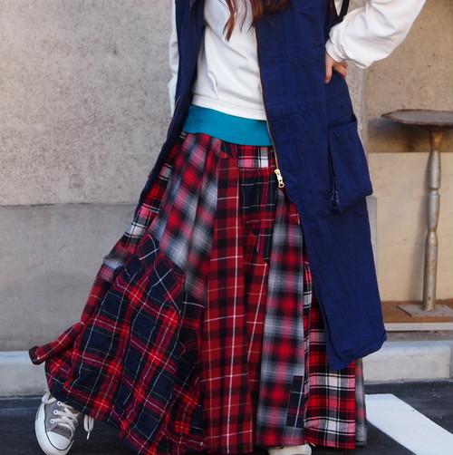 【sandglass】doll skirt / 【サンドグラス】ドール スカート