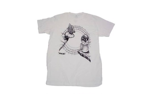 YES. GHOST S/S TEE