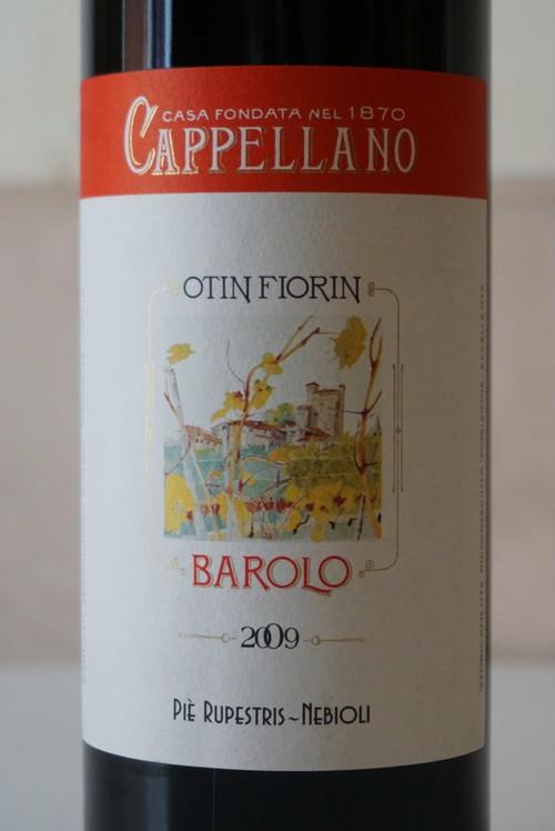 Barolo Pie Rupestris 2009 / Cappellano( バローロ ピエ ルペストリス / カッペッラーノ )