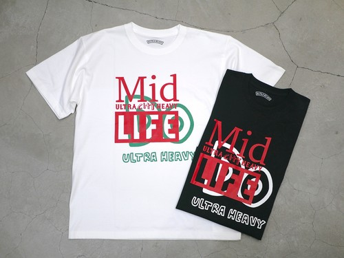 U.H / MID CITY LIFE×DO Tシャツ