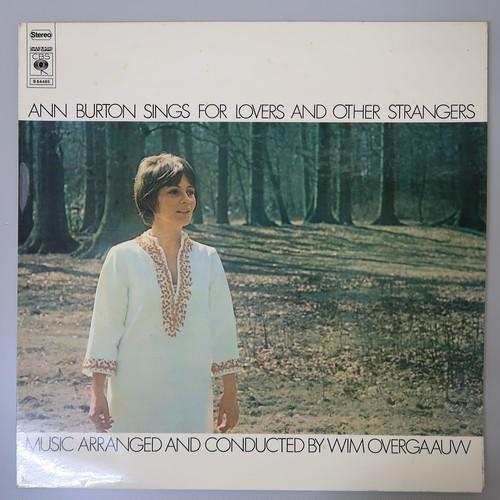 ANN BURTON SINGS FOR LOVERS & OTHER STRANGERS 蘭オリジナル
