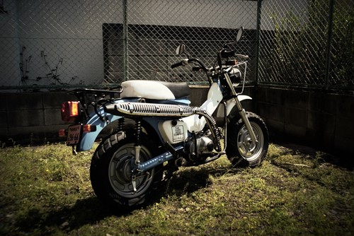 Honda Cub Custom/Fat Cub