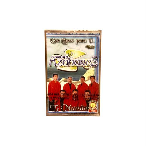 DISCOS AGM Records -GRUPO Azabares- Cassette Tape