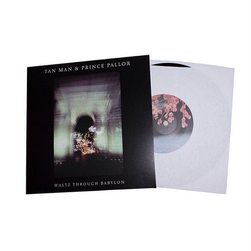 "Tan Man & Prince Pallor - Waltz Through Babylon (7"" レコード)"