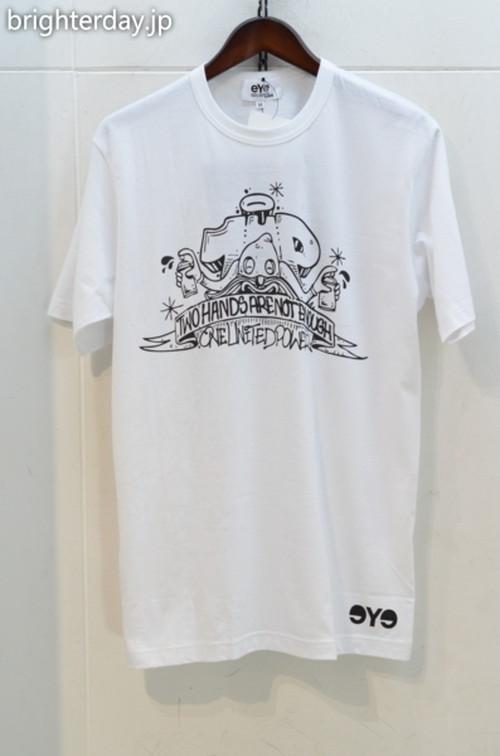 eYe JUNYA WATANABE CdG MAN × 1UP Tシャツ