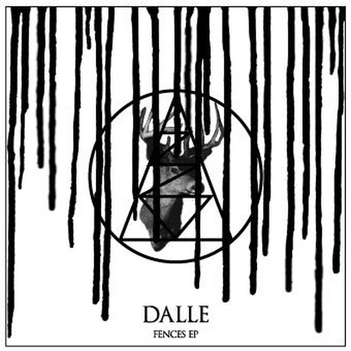 【DALLE】1stデモCD『FENCES EP』CD+DVD