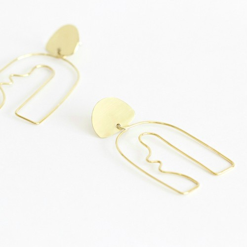 Clip-on Earring No.2