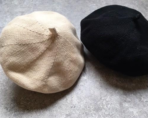 cotton beret