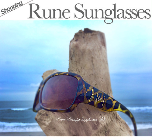 Rune Beauty Sunglasses