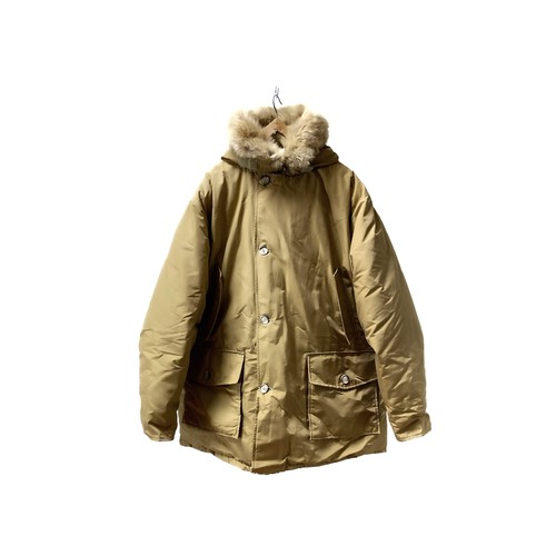"""[MINT] OLD """"WOOLRICH"""" ARCTIC PARKA made in USA"""
