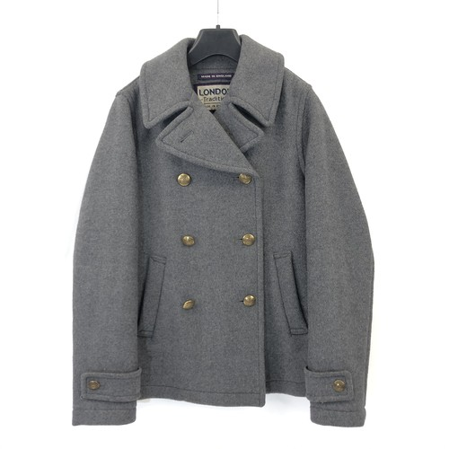 Women's【LONDON TRADITION】 Pea Coat