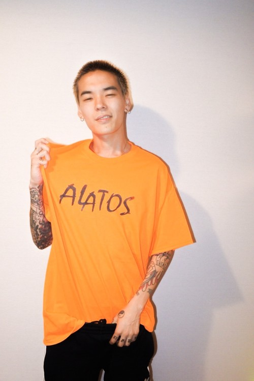 "Safty Color A""LA""TOS Tee"