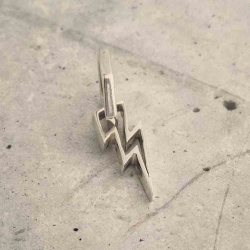Lightning Bolt Pendant ver.SK8 Small