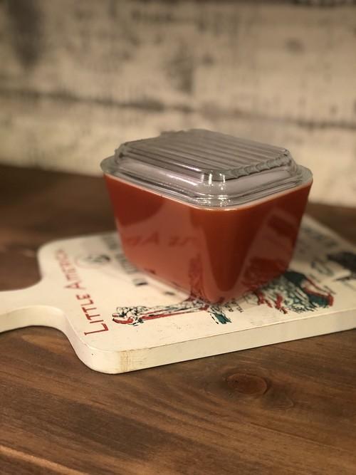 オールドパイレックス  キャセロール USA pyrex ビンテージ ベイク皿