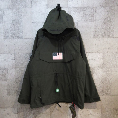 SUPREME × TNF 17SS Trans Antarctica Expedition Pullover