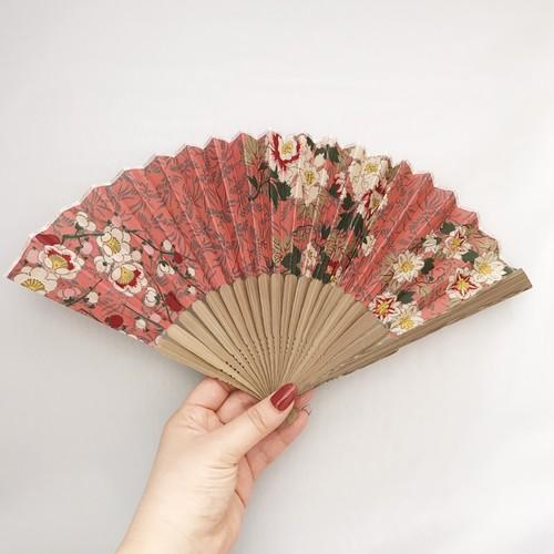 扇子 Fan Folding Fun ヴィンテージ着物