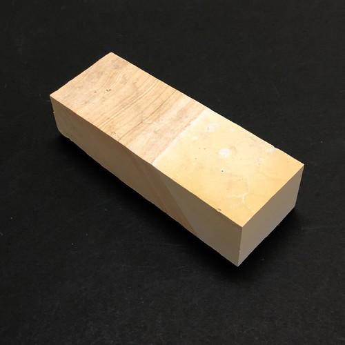 天然砥石 名倉砥 三河白(ボタン)210x70x40|面付:なし|使用用途:刀剣、剃刀