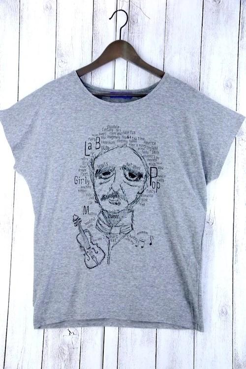 ラブームオリジナルデザイン Tシャツ(アーティストの頭の中)