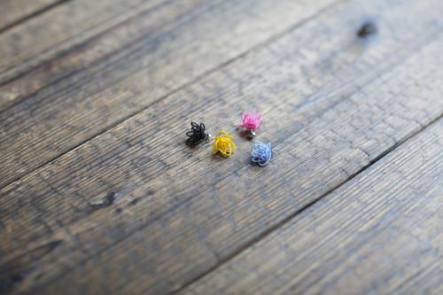 【SPIRO】単色~Lily earrings  リリー/ピアスペア