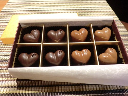 BASICピュアチョコレート・セット8個入