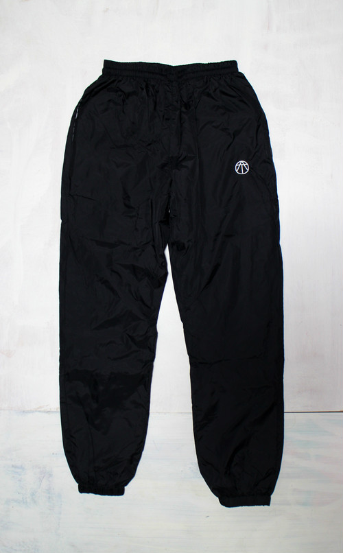 Logo Mark nylon pants