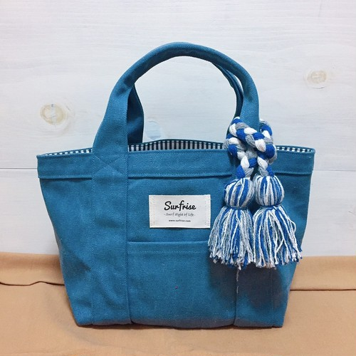 Tote bag S - Blue