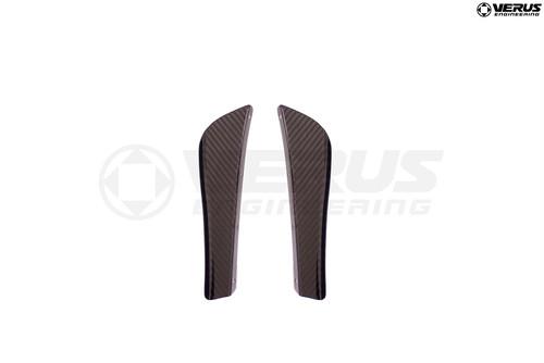 VERUS ENGINEERING(VELOX):A0174A:SUBARU WRX STI(GR/GV):カーボンダイブプレーンキット(カナード)