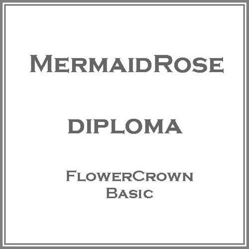 花冠ディプロマ*ベーシックコース