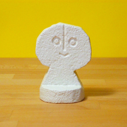 Peter Slight ceramics Small Head / SH03