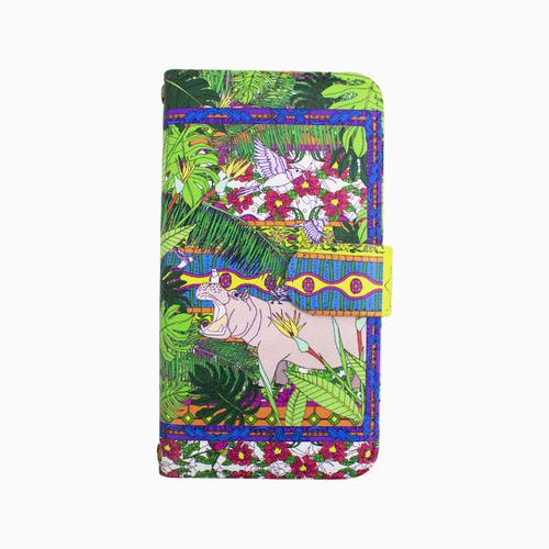 Smartphone case -Savers-ミラー&チェーン付きタイプ