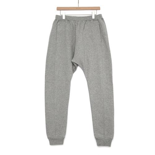 WELLDER【ウェルダー】Lounge pants (GRAY)